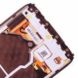 Motorola Moto DroidターボXt1225 Xt1254 LCDの表示のタッチ画面の計数化装置フレームのための携帯電話LCD
