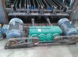 Ziegelstein Qt10-15, der Produktionszweig die Herstellung der Maschine blocken lässt