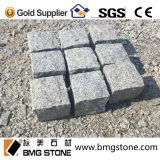 Tuiles de pavé de granit pour l'horizontal, jardin, machine à paver d'allée
