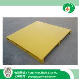 Paleta de acero plana modificada para requisitos particulares para el almacenaje del almacén con Ce