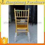 党金属のChiavariの安く明確な透過椅子