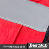Veste reflexiva de Swallowtail (vermelha) (RF0012R)