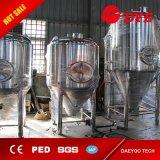 50L Gister van het Bier van Homebrew van het roestvrij staal de Kegel