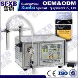 Máquina de engarrafamento Semi automática do frasco do mel da abelha da bomba de Sf-2-1 Iwaki