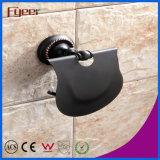 Fyeer schwarzes Serien-Badezimmer-zusätzliche Messinggleitschutzsicherheits-Zupacken-Stäbe