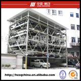 Equipamento do estacionamento do carro de Psh do produto novo, garagem de estacionamento automatizada do elevador do carro
