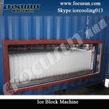 Alle Arten Typ industrieller Eis-Block, der Maschinen-/Eis-Hersteller herstellt zu pflanzen/Eis-Maschinerie für Verkauf