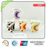 горячая продавая керамическая кружка кофеего 12oz