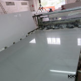 Venda Por Atacado White Floor Tiles Artificial Stone Marble Quartz Stone Slab