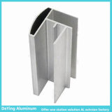 De Uitdrijving van het Profiel van het Aluminium van de Fabriek van het aluminium met de Oppervlaktebehandeling van de Voortreffelijkheid