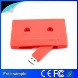 Reale Kassetten-Band-Art Chiavetta der Kapazitäts-8GB Plastik-USB-Blitz-Laufwerk