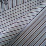 Il filato tessuto 100% del popeline di cotone ha tinto il tessuto per le camice/vestito Rls50-26po