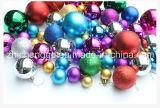 クリスマスの球のメタライゼーションのコータ