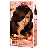Косметика сливк цвета волос Speedshine с 4.00 средством Brown