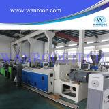 Cadena de producción plástica de la pipa del PVC