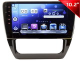 VW Magotan (HD1033)를 위한 Yessun 10.2 Inch Android Car GPS