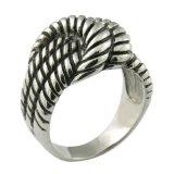Anillo de la manera del anillo del anillo dominante o del acero inoxidable del anillo