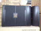 Zuverlässiges Furnierholz 800W Neodynium 2wegzeile Reihen-Tonanlage für Disco, Heimkino