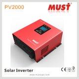 Solarinverter des Mischling-2000va mit 30A PWM Controller