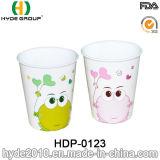 Taza de consumición de papel caliente de encargo de la impresión 8oz (HDP-0123)