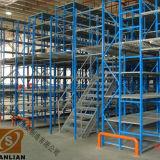 Сталь мезонина & высокие шкафы Multi-Слоев хранения