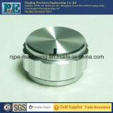 Conduttura lavorata CNC personalizzata alluminio