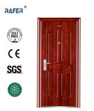 Porta de aço do projeto simples (RA-S089)