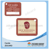 OEM Customized Plastic Card per Ticketing