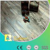 pavimento laminato V-Grooved fonoassorbente del faggio impresso 8.3mm