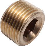 Montaggio pneumatico adatto d'ottone con CE/RoHS (SFP-02)