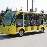 El omnibus de viaje eléctrico de Marshell 14 Seater con CE aprueba (DN-14)