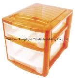 Molde plástico da caixa de armazenamento da injeção com boa qualidade