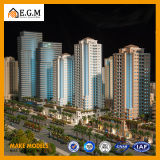 Modellen van de Bouw van de architectuur de Model/Commerciële/de Modellen van de Tentoonstelling/het Model van de Bouw van het Project/de Poort van Saudi-Arabië Jeddah