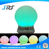 Da música clara de Bluetooth da pancadinha iluminação colorida clara do diodo emissor de luz