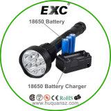 Drenar a bateria da bateria 3.7V 2500mAh 35A 18650 Cylinderical