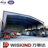 Edificio muy bueno de la estructura de acero del diseño moderno (wsd2017)