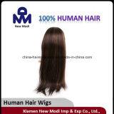 Парики волос бразильских человеческих волос девственницы естественные