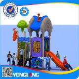 Пластмасса малышей дешевая сползает напольное оборудование спортивной площадки (YL55357)