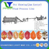 Línea de proceso de centro del alimento de animal doméstico del atasco (LT80)