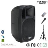 Konkurrierendes Price 8 Inches Plastic Active Speaker mit Multi-Function
