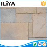 Parede de tijolo interior da argila, telhas do folheado da parede de tijolo da arte da pedra do castelo do falso (30001)