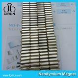 Magnetische Kodierer-Magneten des starken Neodym-N48 mit Nickelplattierung