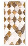 Preiswerter Preis glasig-glänzende keramische Fußboden-Polierfliese für Waschraum-Fliese