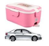 Casella di pranzo elettrica mini di plastica di trasporto facile per il contenitore di alimento dei capretti