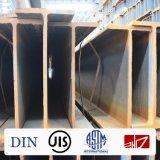 Viga/Ipe/Ss400/Q235/Q345 de H Beam/I