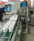 Cadena de producción automática completa del papel higiénico/de la toalla de cocina máquina de la cosecha
