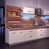 Chapa del PVC para hacer la cabina de cocina de Vacuum Press