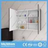 Mobília High-Gloss do banheiro da mobília da pintura do interruptor quente do toque claro do diodo emissor de luz (B916P)