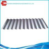Azulejos de material para techos de aluminio cubiertos material nano de alta tecnología del chalet de la bobina