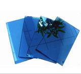 Ce&ISO Certificates a obscuridade de 5mm - vidro reflexivo azul